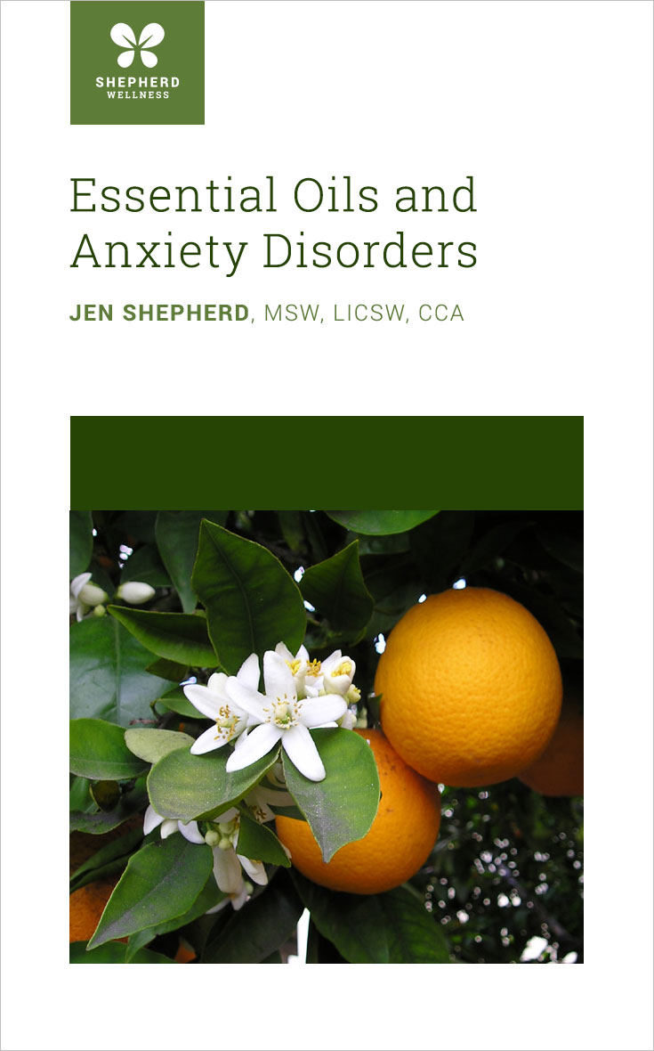 Essential Oils As A Wellness Tool For People With Anxiety Shepherd